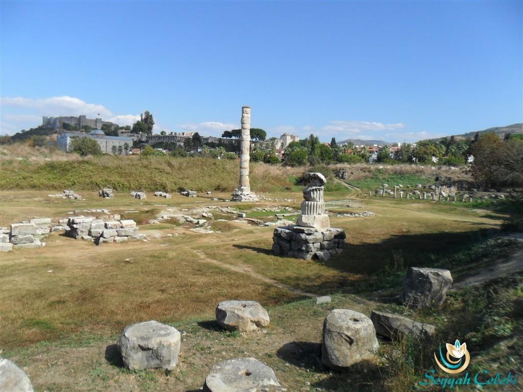 Artemis Tapınağı Sütun