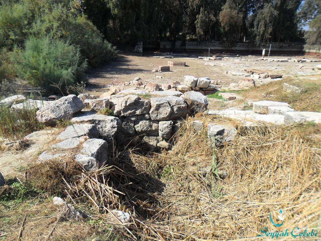 Artemis Tapınağı Taşlar