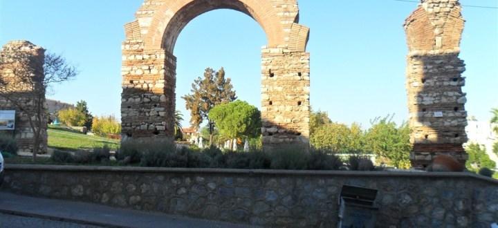 Bizans Su Kemeri