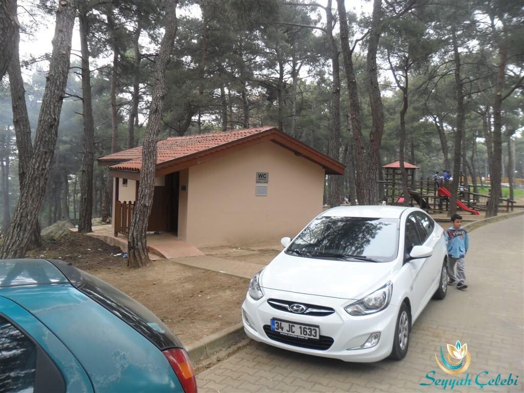 Bursa Atatürk Kent Ormanı Tuvaletler