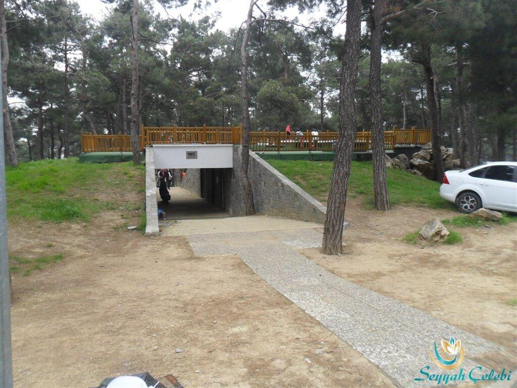 Bursa Atatürk Kent Ormanı Wc