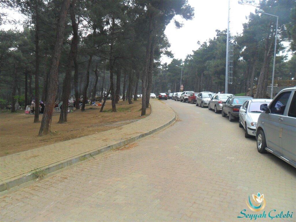 Bursa Atatürk Kent Ormanı Yürüyüş Yolu