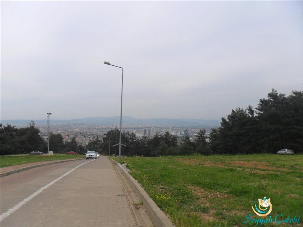 Bursa Atatürk Kent Ormanı ve Bursa Şehri