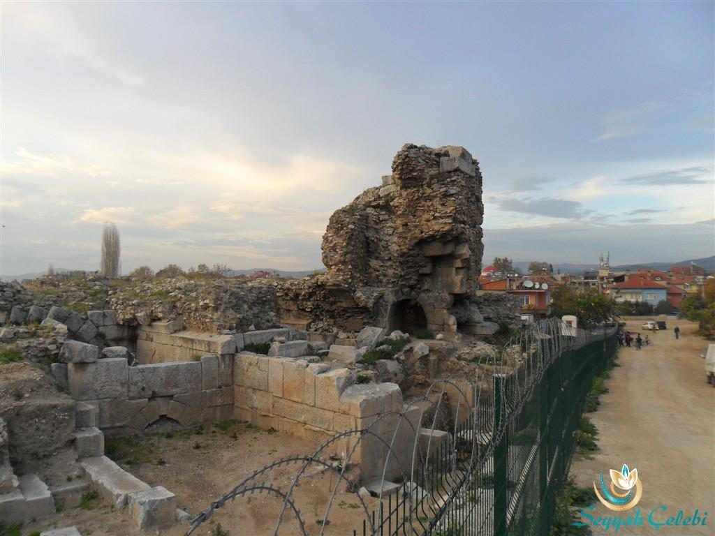 Antik Roma Tiyatrosu İznik