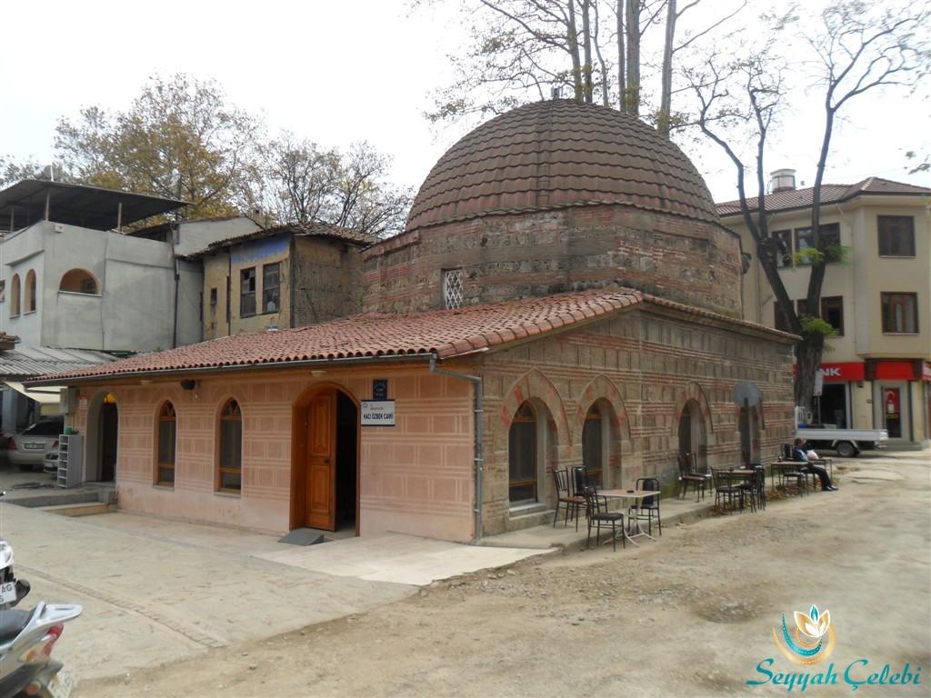 Hacı Özbek Cami