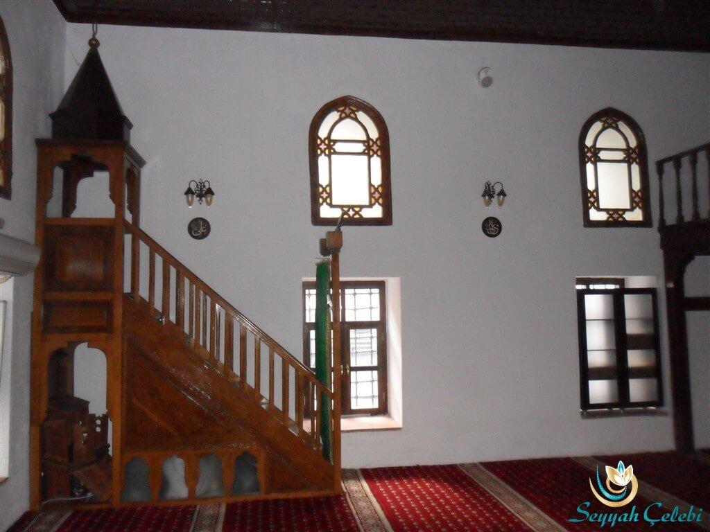 Rüstem Paşa Cami Pencereler