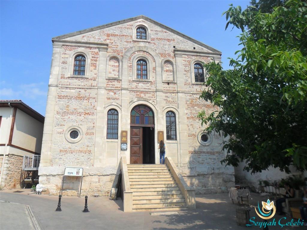 Gölyazı Aziz Panteleimon Kilisesi