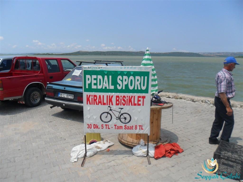 Gölyazı Kiralık Bisiklet