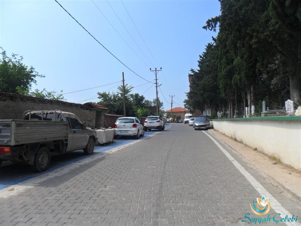 Gölyazı Köyü Caddeleri