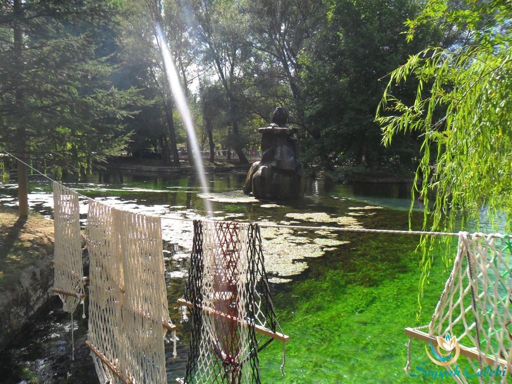 Sarıkız Kaynayan Su Gölet
