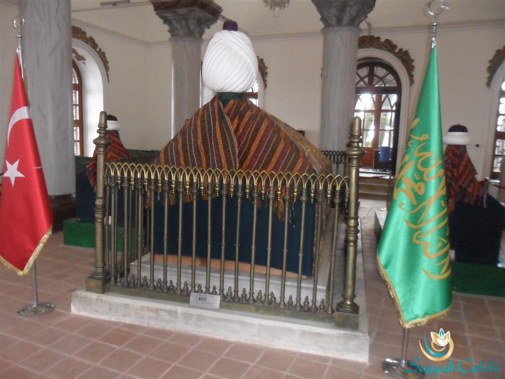 Sultan I.Murad Hüdavendigar Türbesi
