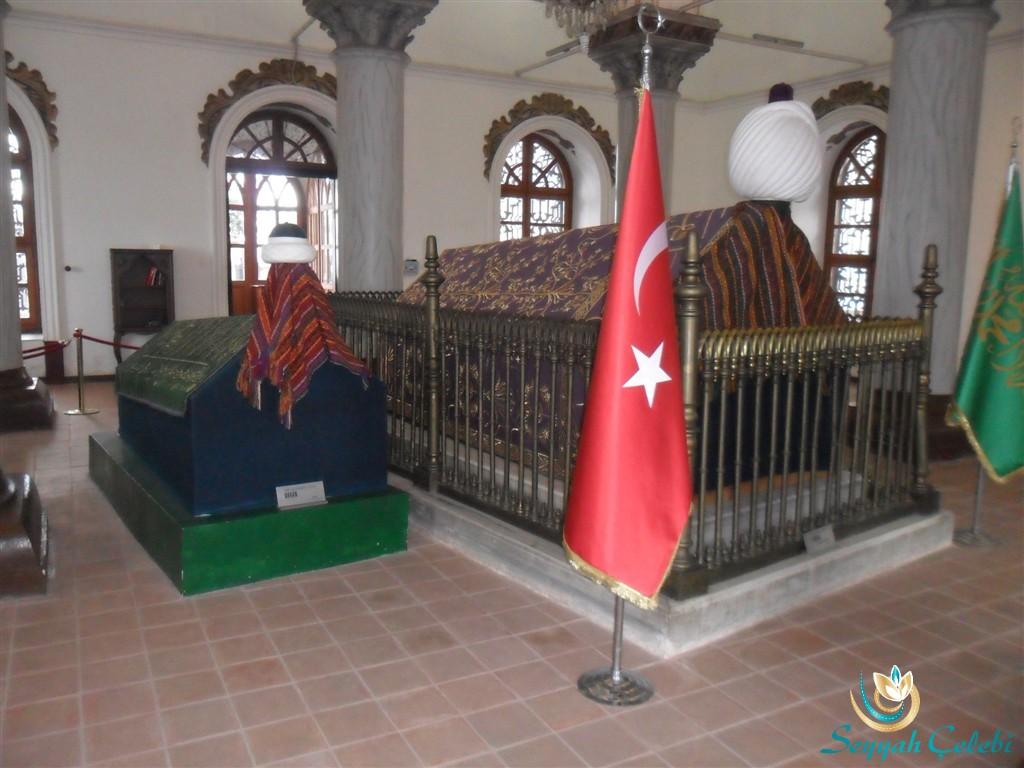 Sultan I.Murad Türbesi İçerisi