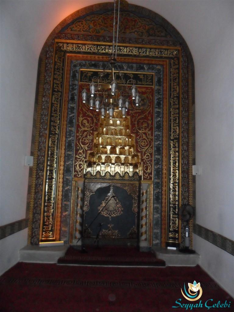 I. Murad Cami Hüdavendigar Mihrap