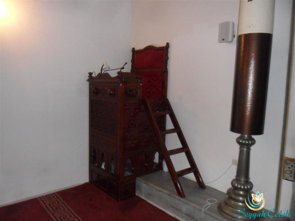 I. Murad Cami Hüdavendigar Vaiz Yeri