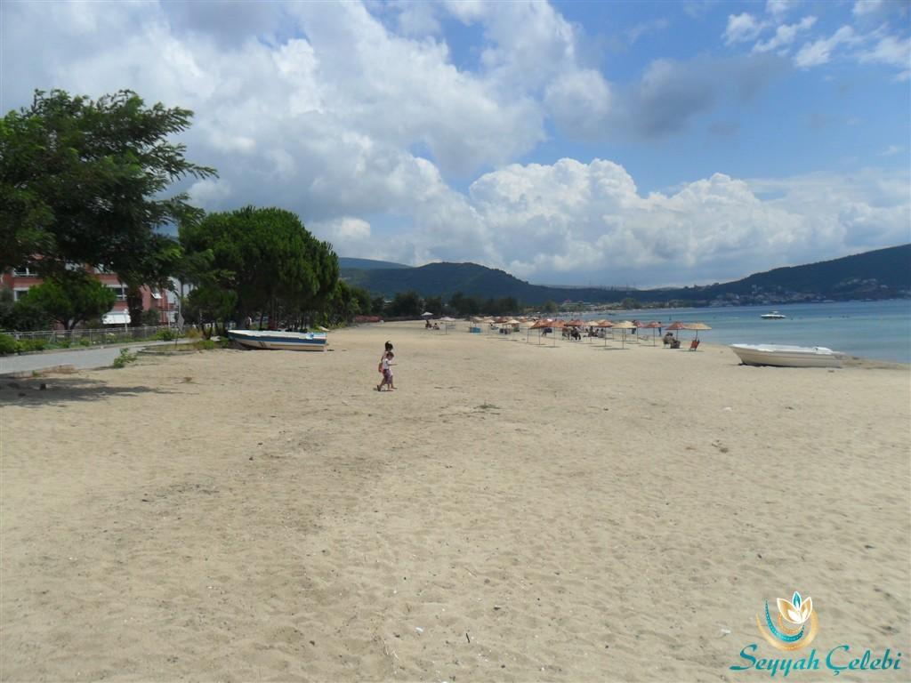 Erdek Ocaklar Son Kısım Plaj