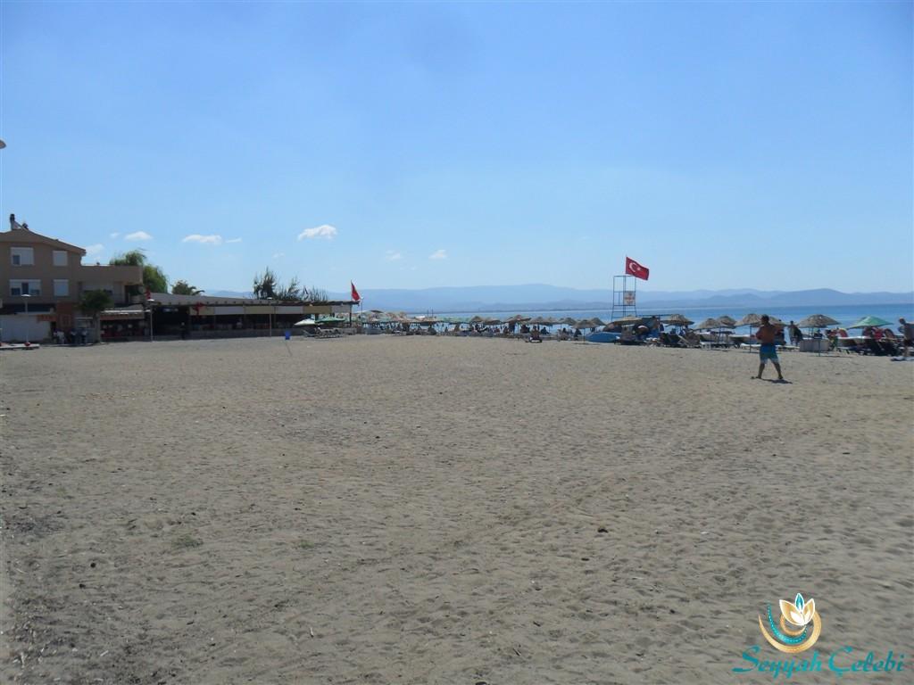 Akçay Sahil Kum Plaj