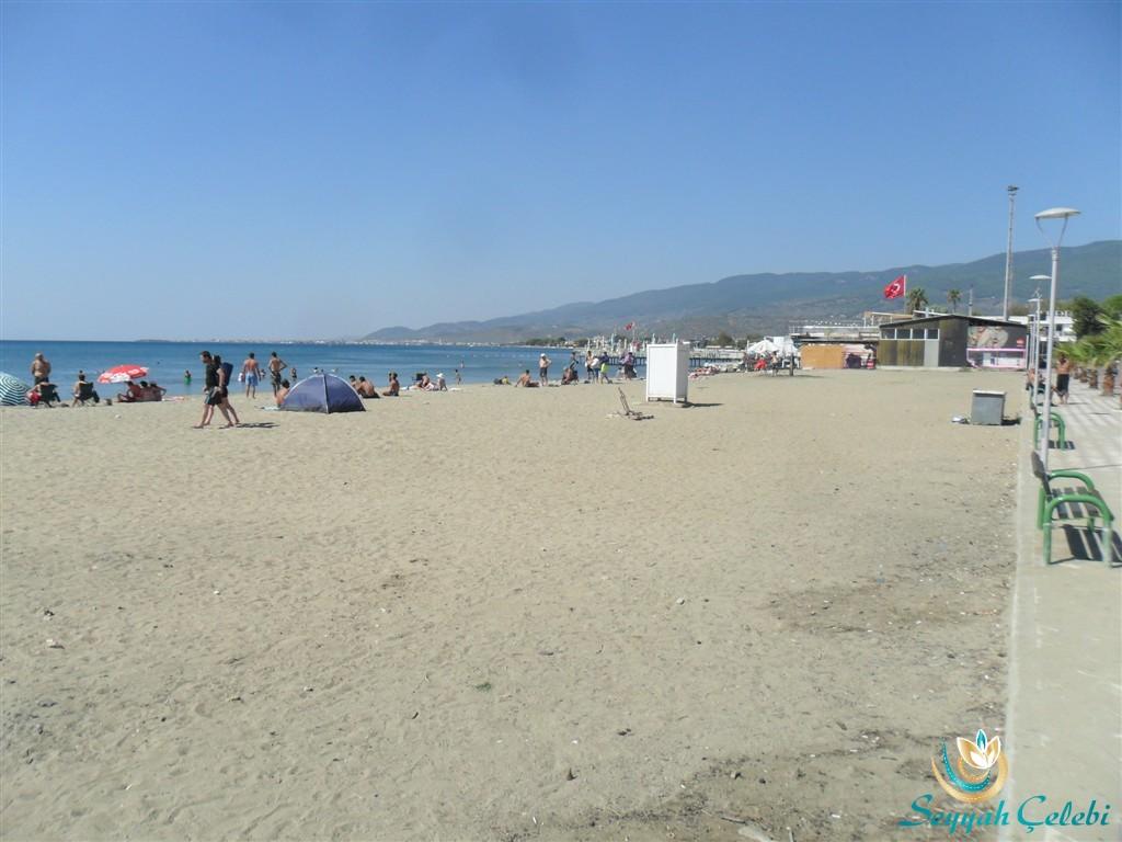 Akçay Sahili Resimleri
