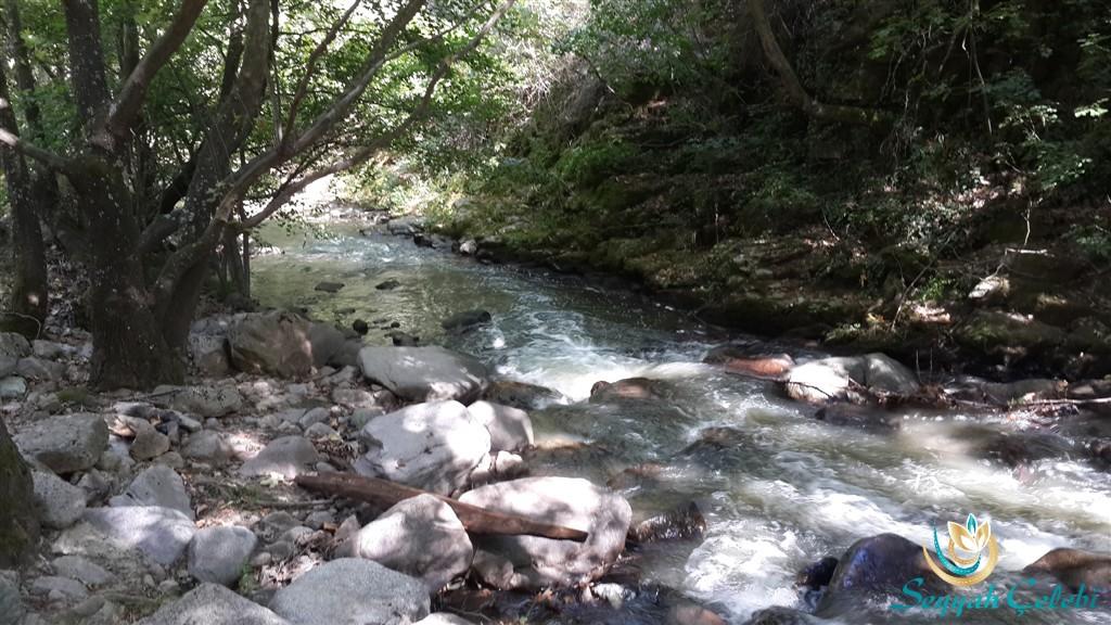 Orhaneli Sadağı Kanyonu Piknik