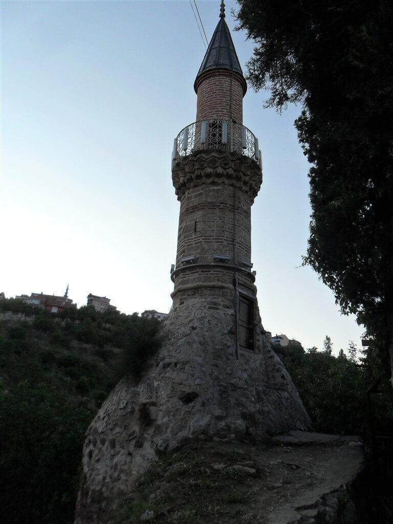 Şeyh Edebali Türbesi Minare