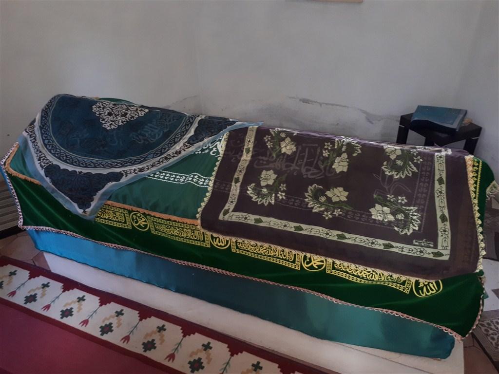 Süleyman Bey Sandukası