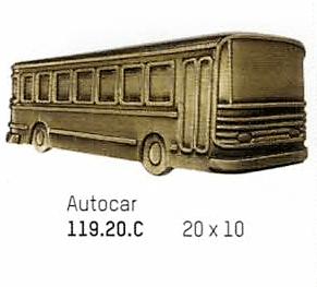 bronze autocar