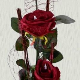 POT écorce de Rose