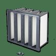 filtrazione sfaer - filtro a tasche polveri sottili M6 F7 F8 F9