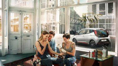 flückiger Autohaus - AYGO - Lassen Sie sich vom Leben leiten