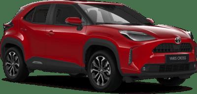 Yaris Cross Trend - Benzin