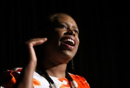 "According to Press TV, ""Cynthia McKinney hinted that she would return to the Gaza Strip, saying she is 'committed to correcting the injustice.'"""
