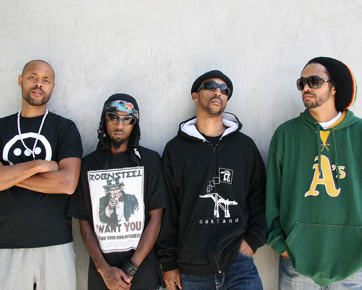 Hiero World: an interview wit' Tajai of Souls of Mischief