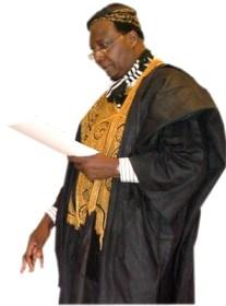 Dr. Cheikh Anta Diop – Photo: © BaSango.com
