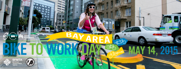 Bike to Work Day 2015 banner
