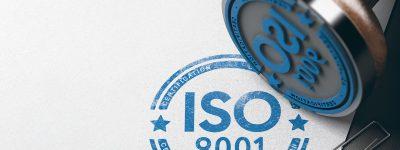 COS'È LA NORMA ISO 9001?