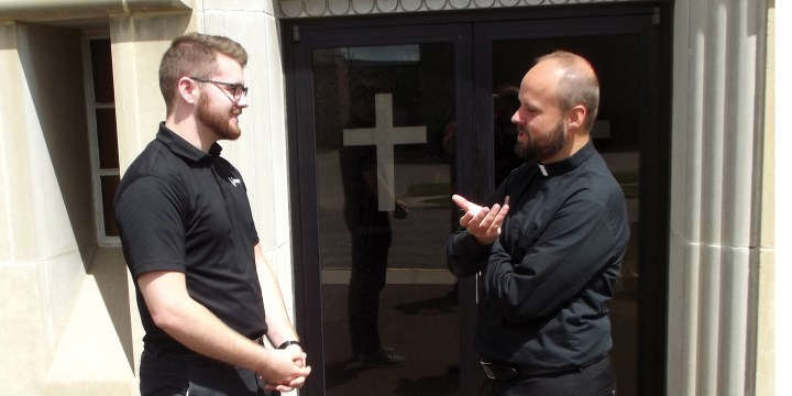 It's a beautiful time to be a priest: Discerning a vocation in a time of crisis