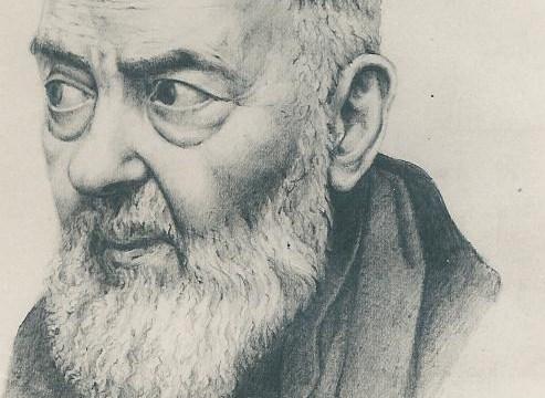 St. Padre Pio of Pietrelcina
