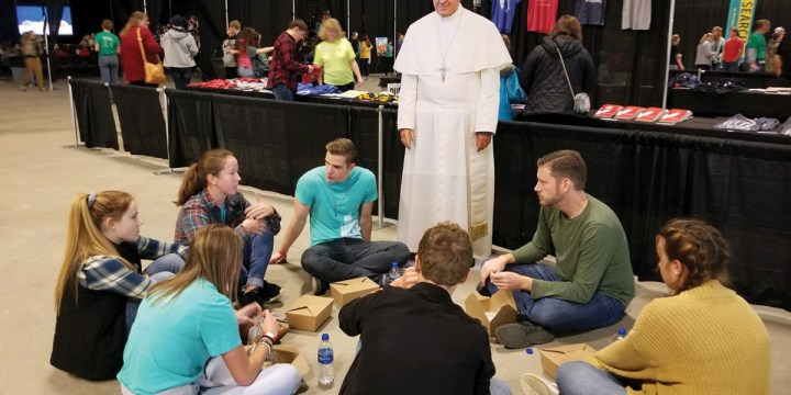 Conference invites youth to follow Jesus