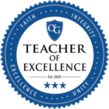 Program recognizes Catholic teachers for excellence