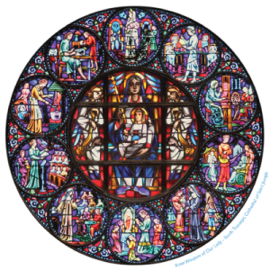 Rose Window of Our Lady