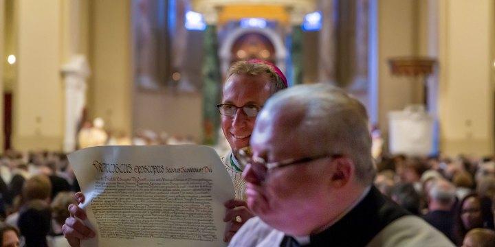Bishop DeGrood Ordination & Installation Photos