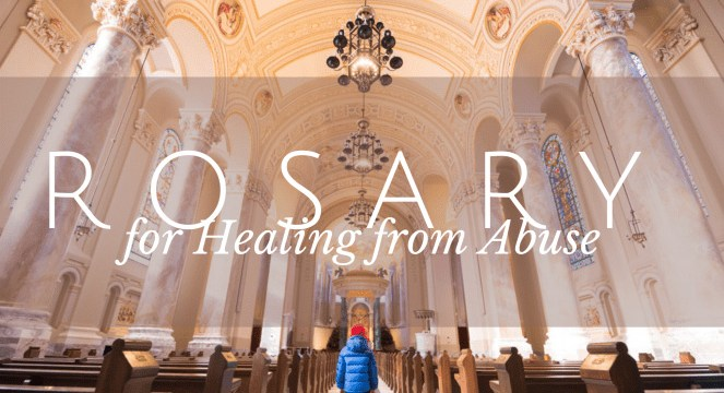 Rosary for Healing from Abuse