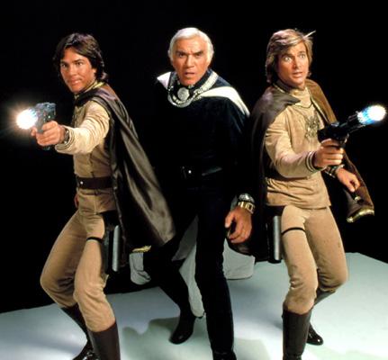 Battlestar Galactica, the original Star Wars cash-in attempt that failed? (video)