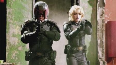 Dredd (movie retrospective: video).