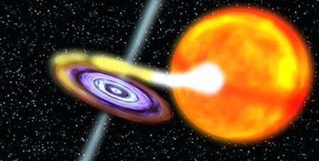New black hole.