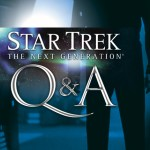 Star Trek: The Next Generation: Q & A by Keith RA DeCandido (book review).