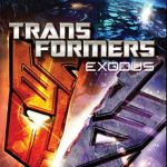 Transformers: Exodus – The Official History Of The War For Cybertron by Alex Irvine (book review)