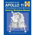 Apollo 11: 1969 (Including Saturn V, CM-107, SM-107, LM-5) Owners' Workshop Manual by Christopher Riley and Phil Dolling (book review).