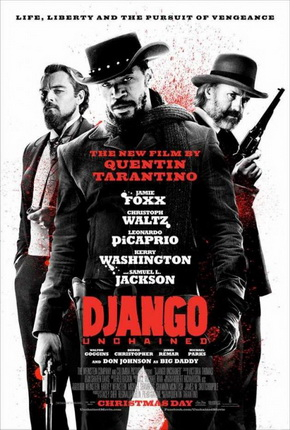 Django Unchained (a film review by Mark R. Leeper) (2012)