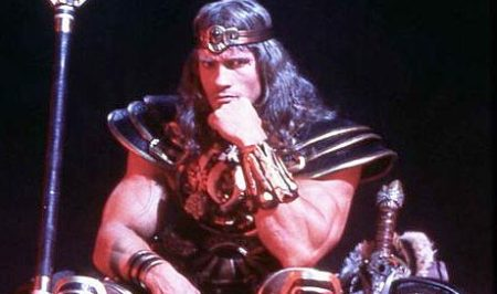 Conan the Barbarian's back, baby: but will it be great or groan-worthy on Netflix? (video)