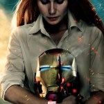 Iron Man 3… Pepper Potts gets a-head?